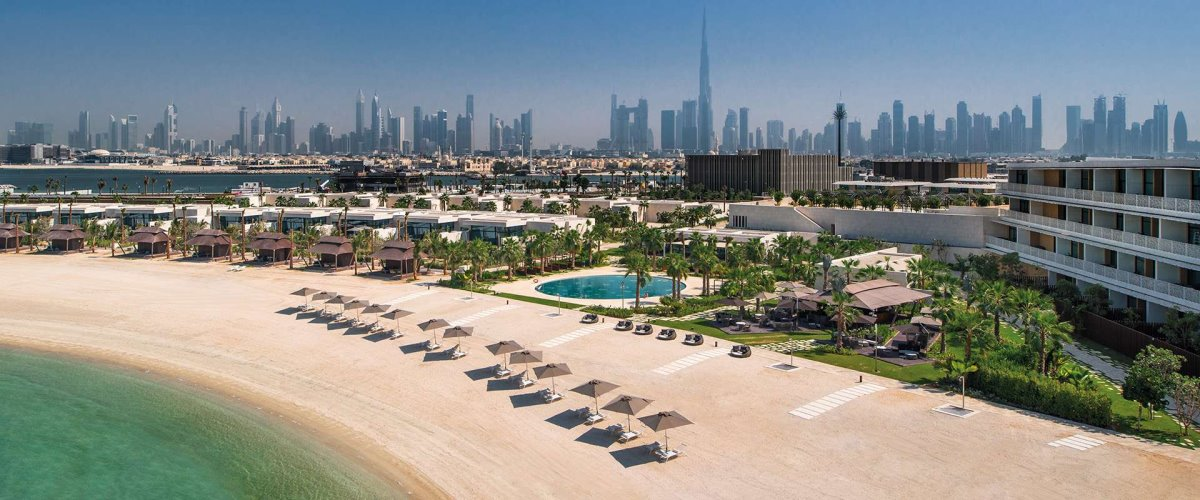 Bvlgari Resort Dubai το πιο ακριβό ξενοδοχείο σε τεχνητό νησί με παραλία