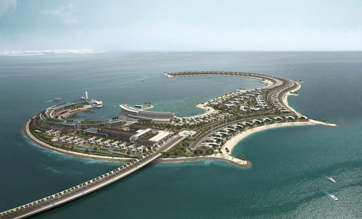 Bvlgari Resort Dubai το πιο ακριβό ξενοδοχείο σε τεχνητό νησί πανοραμική