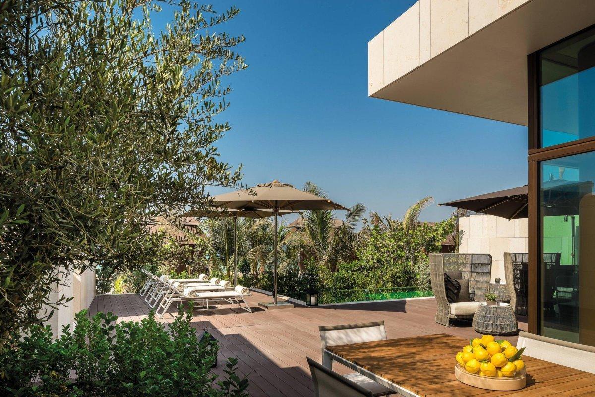 Bvlgari Resort Dubai το πιο ακριβό ξενοδοχείο σε τεχνητό νησί υπερπολυτελείς βίλες