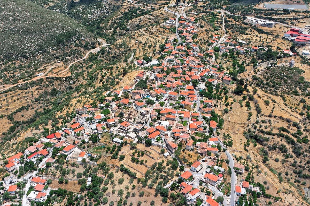 Χρύσαφα Λακωνίας: Το όμορφο χωριό του 12ου αιώνα, πάλαι κάποτε προπύργιο της Βυζαντινής Αυτοκρατορίας