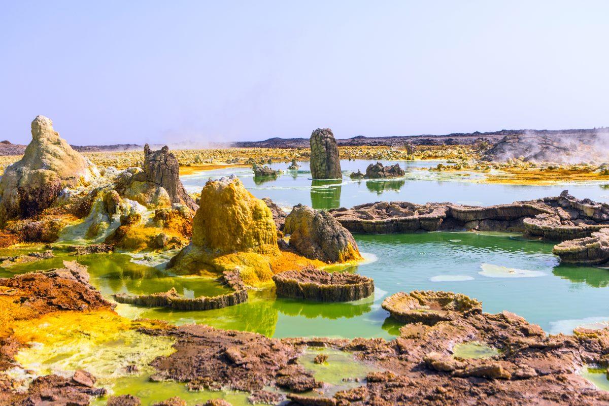 Dallol, Αιθιοπία