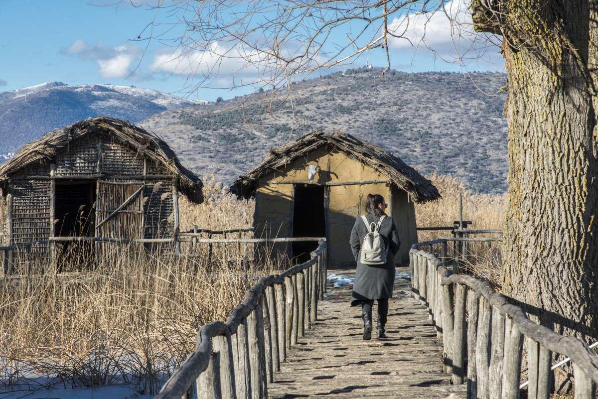 Επίσκεψη στο Δισπηλιό Καστοριάς