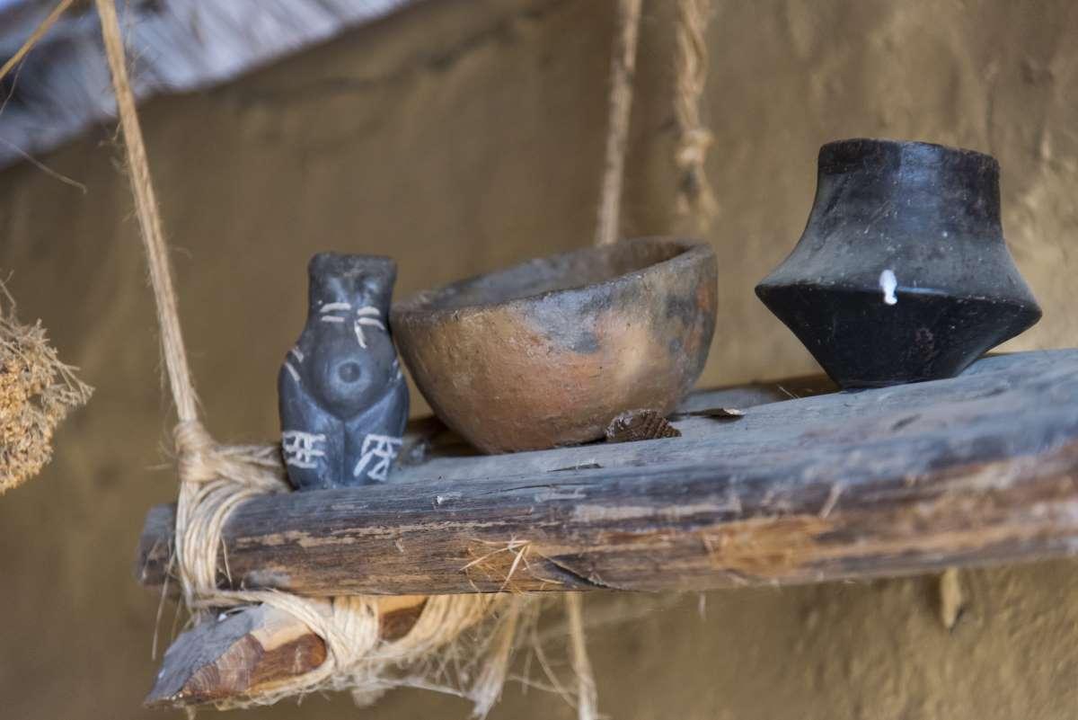 Δισπηλιό Καστοριάς οικοκυρικά σκεύη