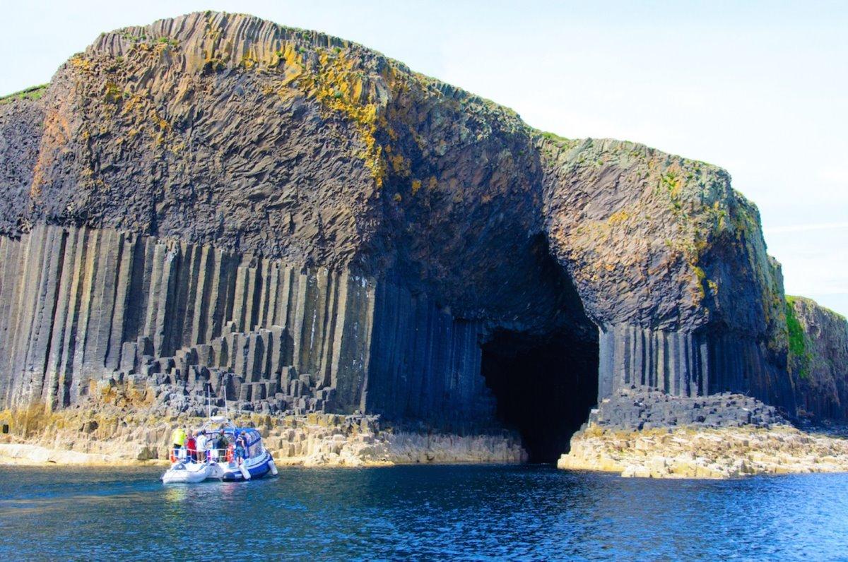 Σπήλαιο Fingal, Σκωτία