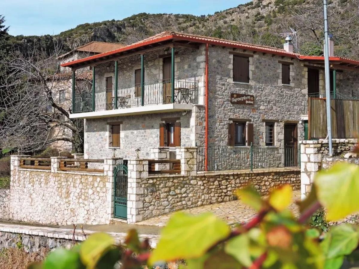 Gartagani Guest House, κτήριο