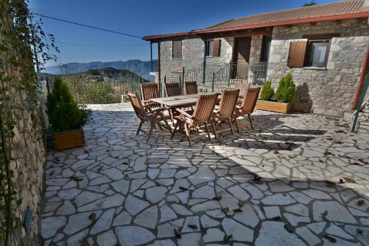 Gartagani Guest House, εξωτερικός χώρος