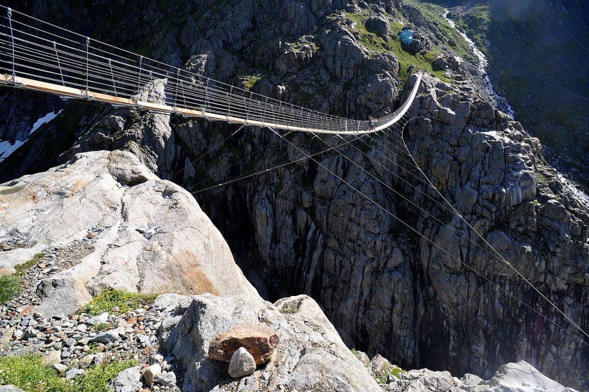 Κρεμαστή γέφυρα Ghasa, Νεπάλ