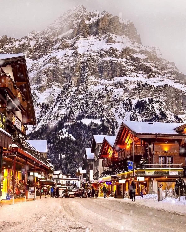 Grindewald, Ελβετία, Χριστούγεννα