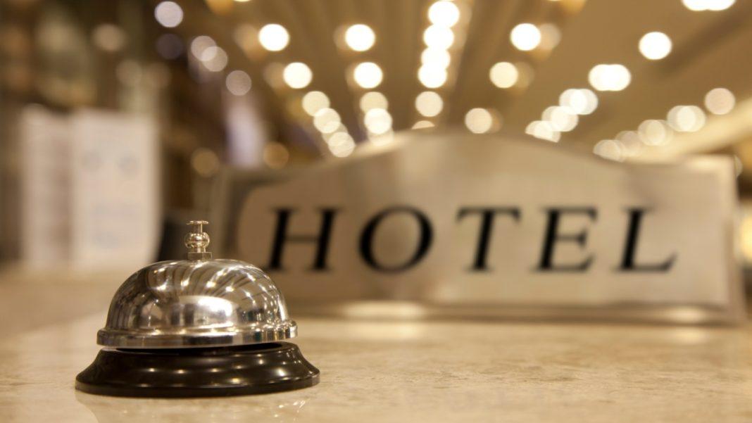 Reception σε ξενοδοχείο