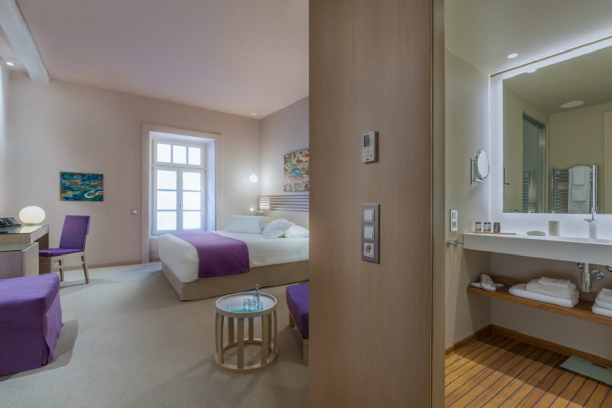 Hydrama Grand hotel δωμάτιο