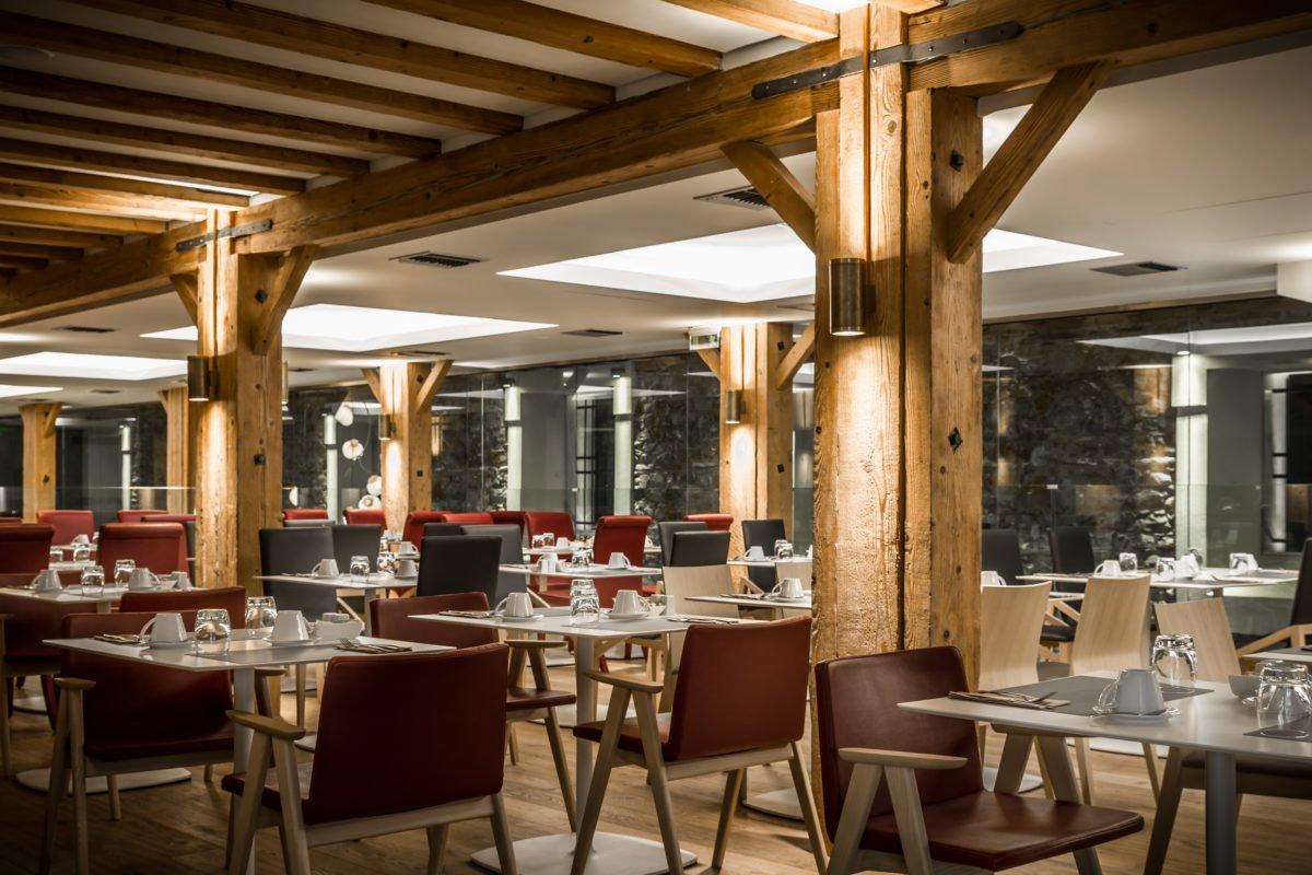 Hydrama Grand hotel εστιατόριο