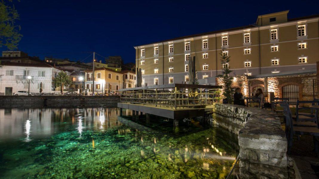 Hydrama Grand hotel Δράμα
