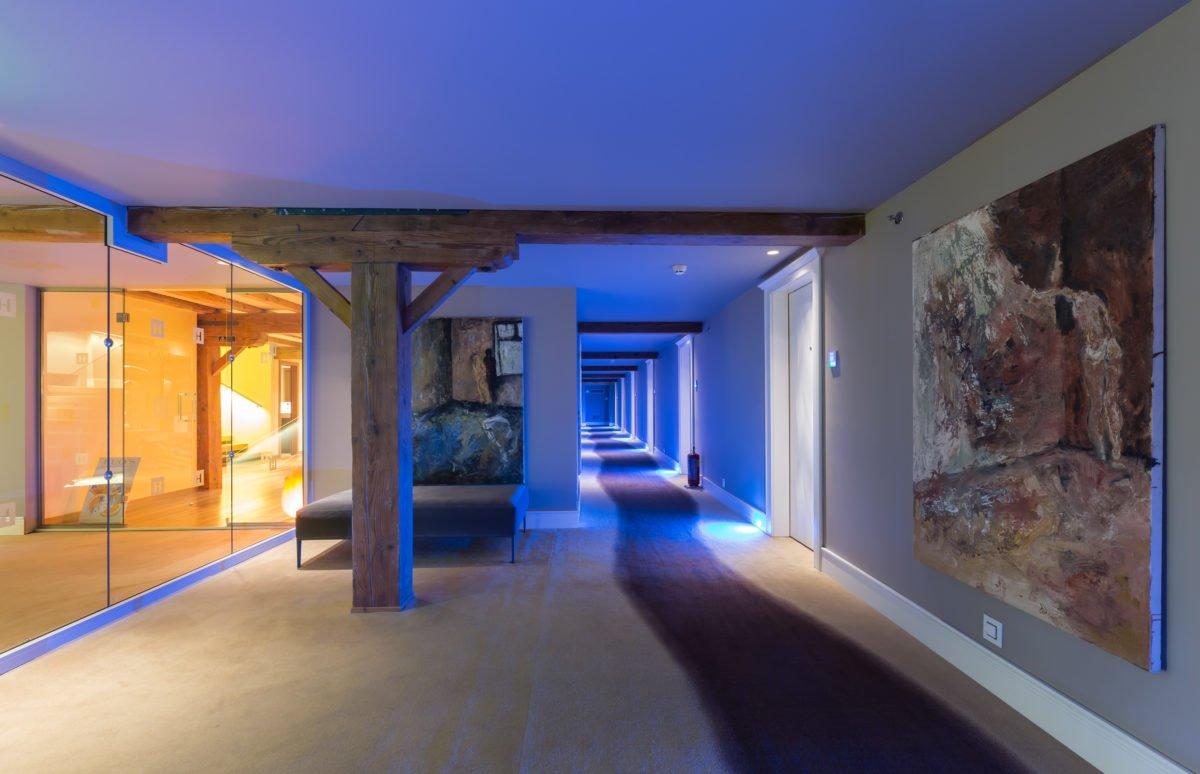 Hydrama Grand hotel, κοινόχρηστοι χώροι