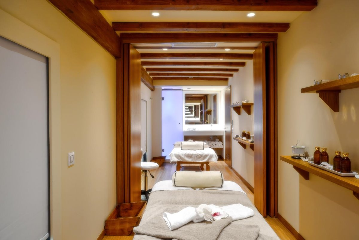 Hydrama Grand hotel massage spa