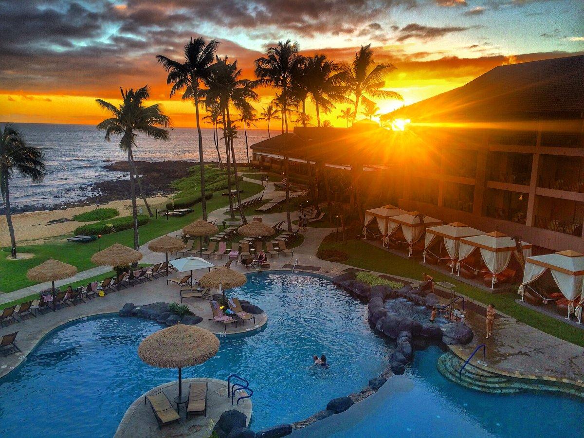 Πολυτελές resort στο Kauai, Χαβάη