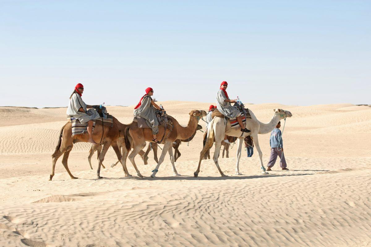 Kebili, Τυνησία