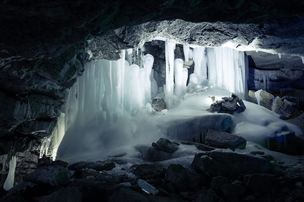 Kungur Ice Caves, Ρωσία