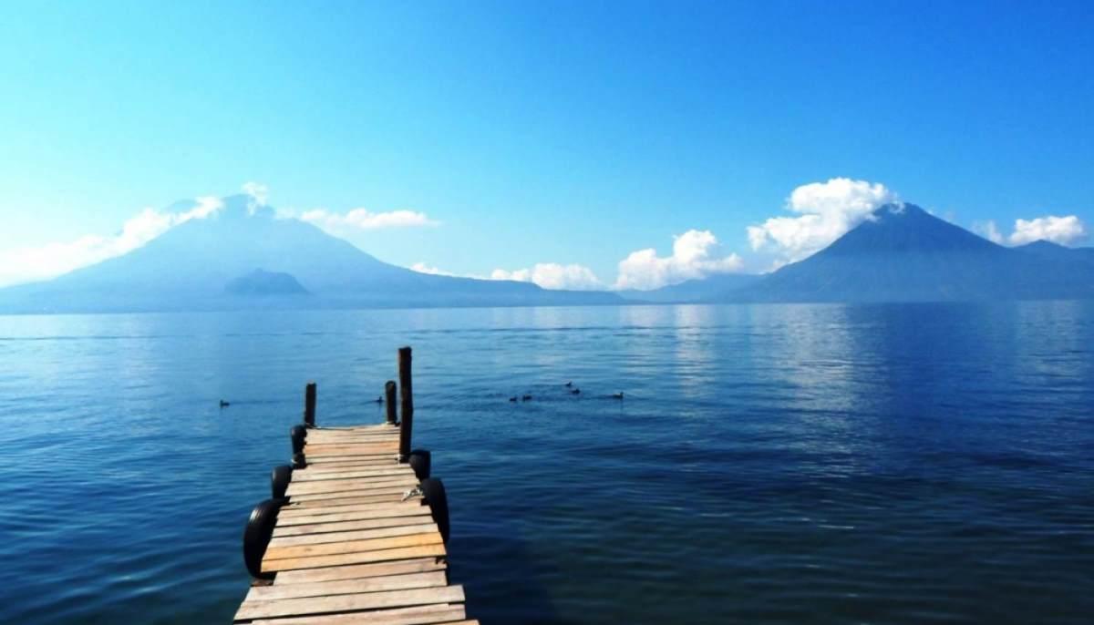 Λίμνη Γουατεμάλα