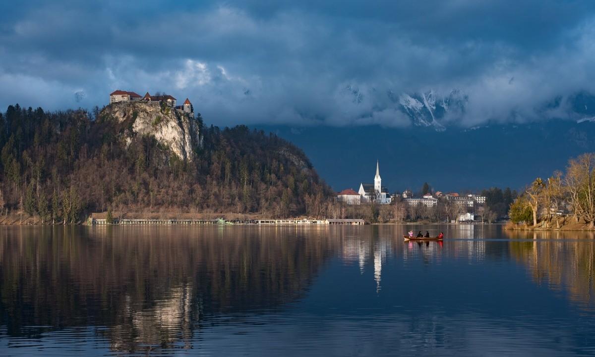 Λίμνη Bled, Σλοβενία