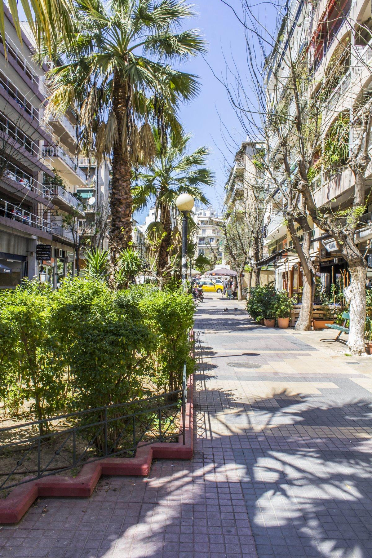 Κουκάκι Αθήνα κεντρικός δρόμος καλύτερη γειτονιά