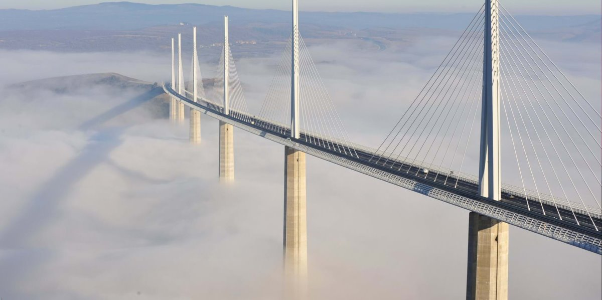 Millau Viaduct Bridge, Γαλλία