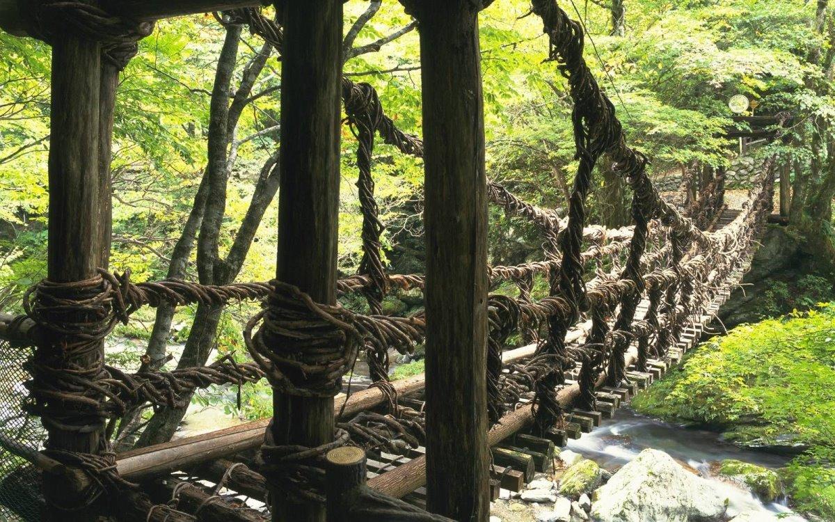 Musou Tsuribashi Bridge, Ιαπωνία