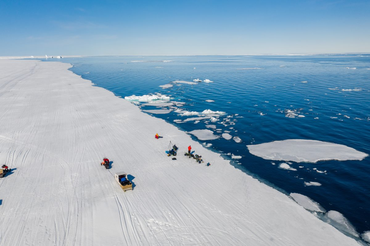 Nunavut – ερευνητική βάση Eureka, Καναδάς