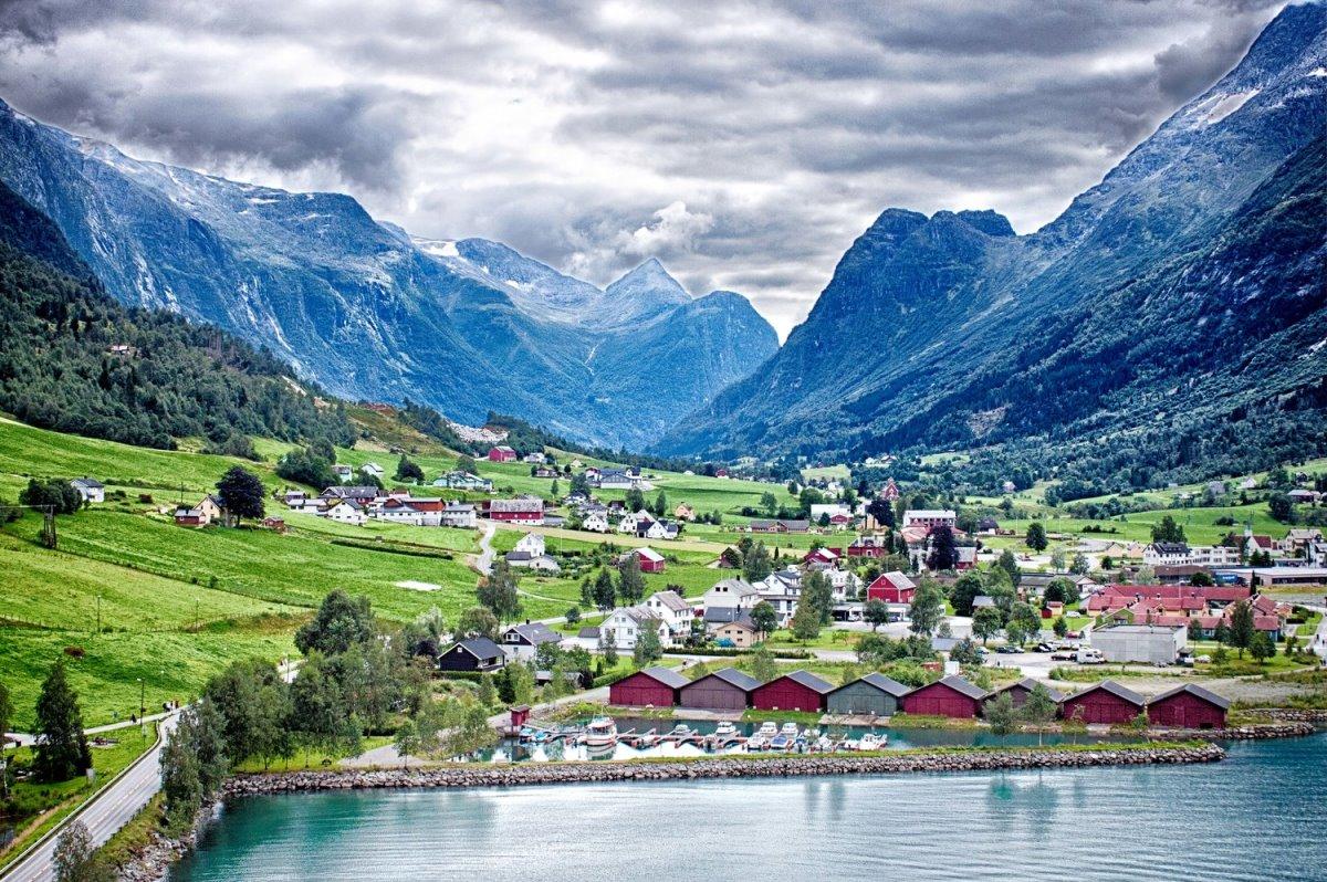 Olden, Νορβηγία