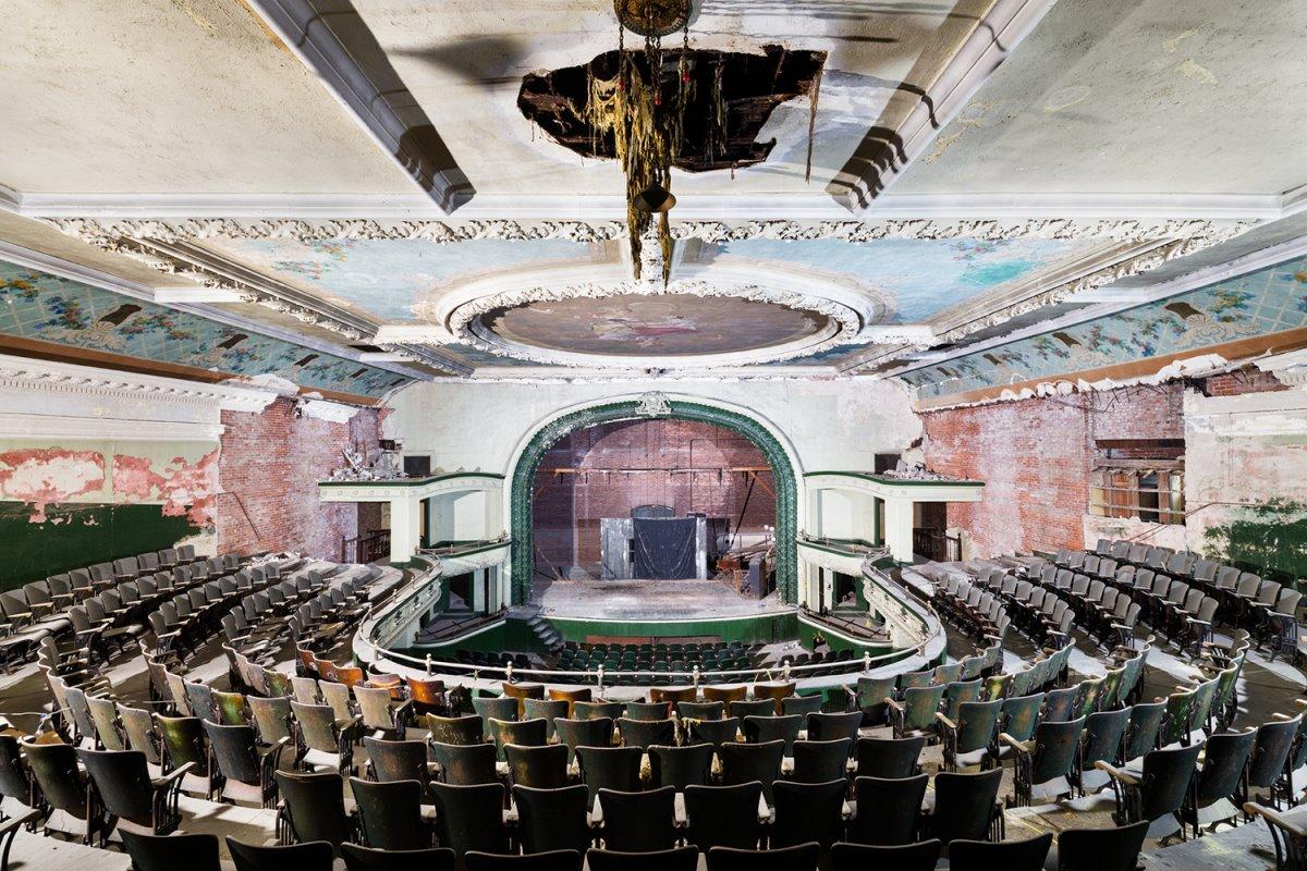 Θέατρο Orpheum, New Bedford, Μασαχουσέτη