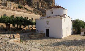 Χρύσαφα Λακωνίας: Το όμορφο χωριό του 12ου αιώνα, πάλαι κάποτε προπύργιο της Βυζαντινής Αυτοκρατορίας!