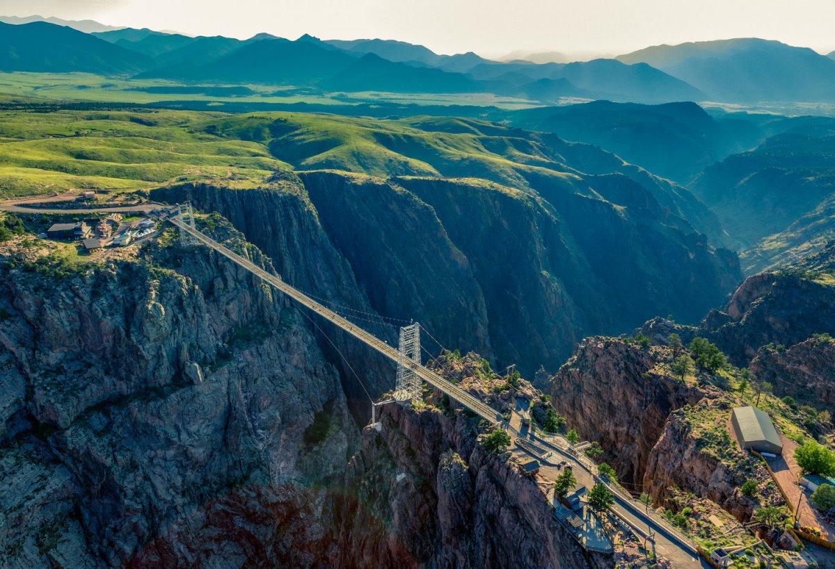 Royal Gorge Bridge, Κολοράντο