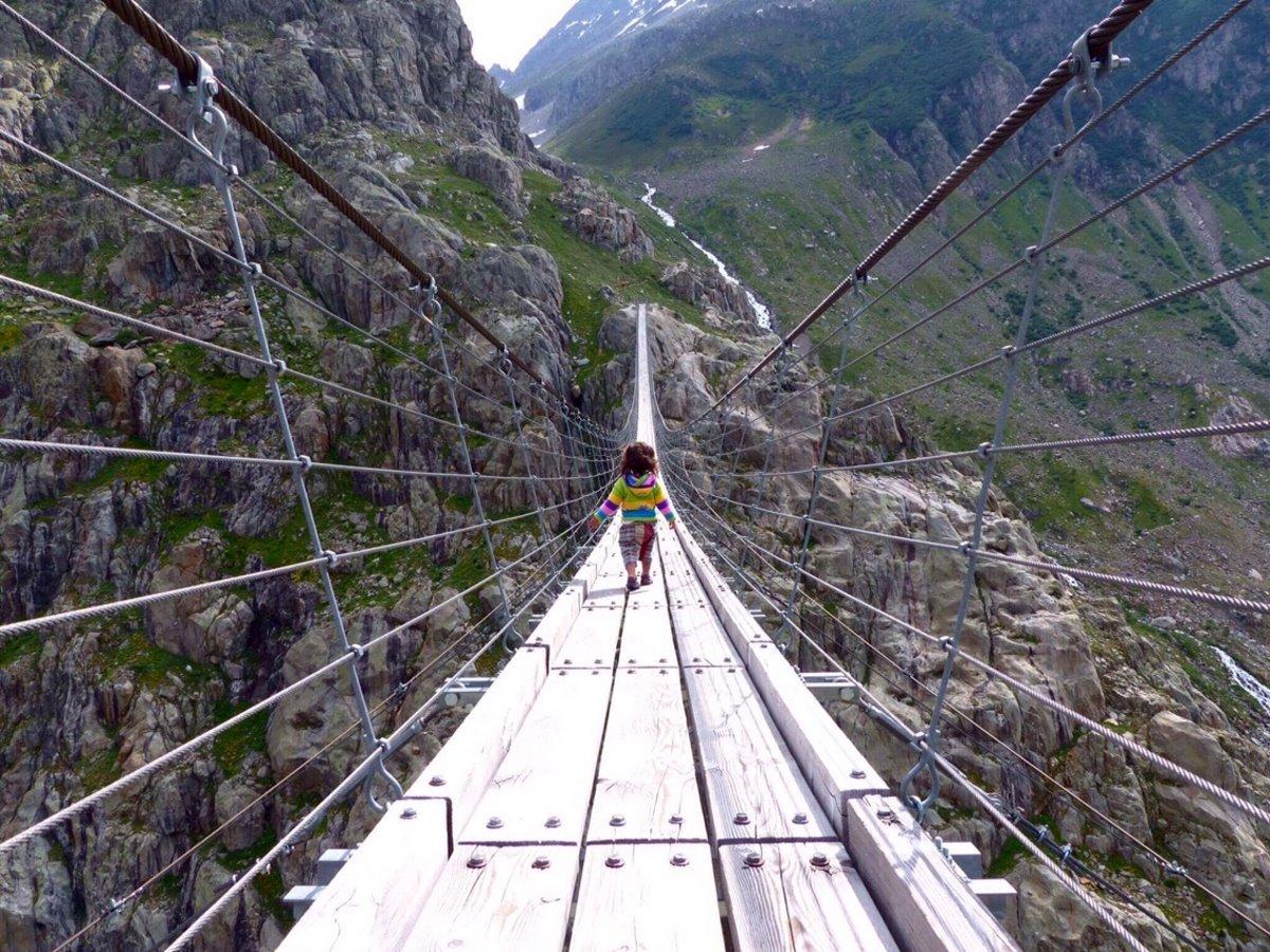 Trift, Ελβετία