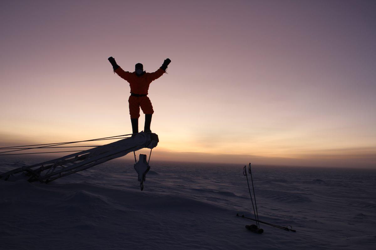 Σταθμός Vostok, Ανταρκτική