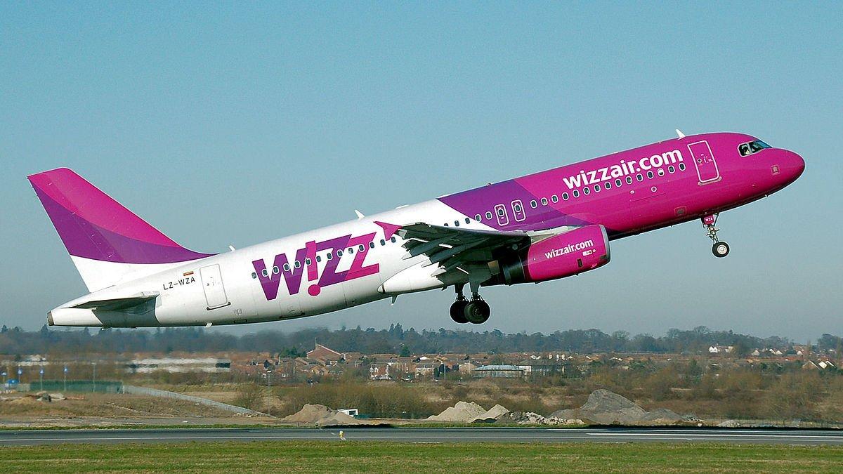 Αεροσκάφος της Wizz Air