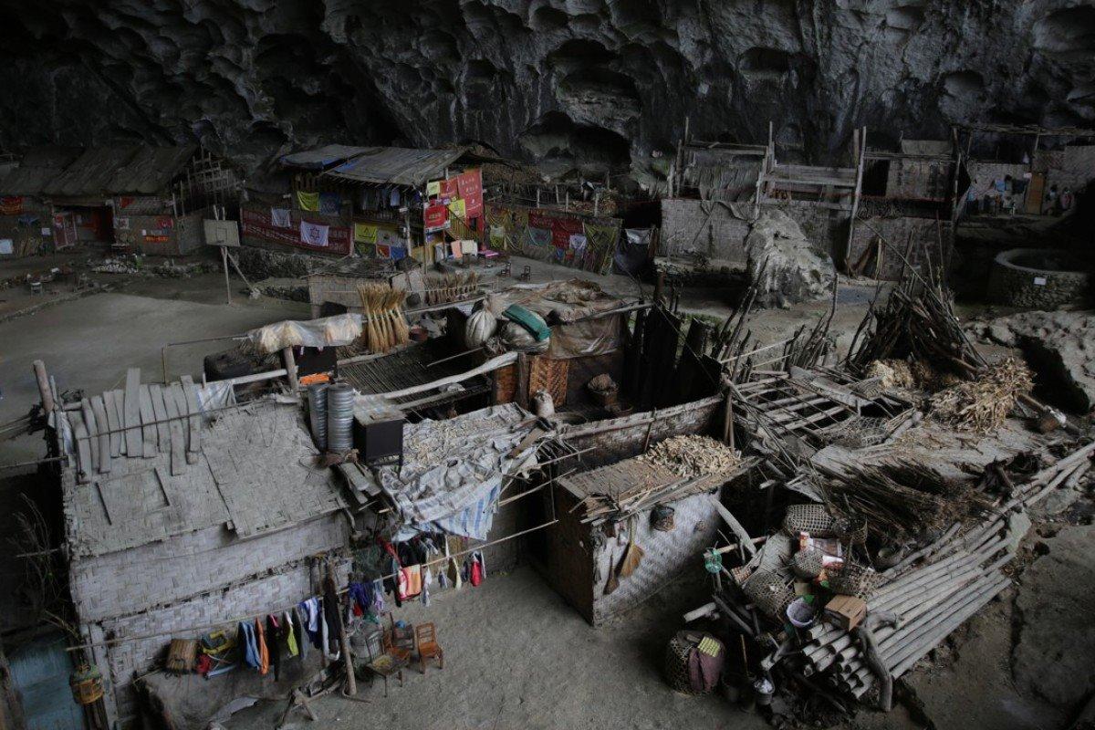 Παράγκες κατοίκων, Zhongdong Κίνα