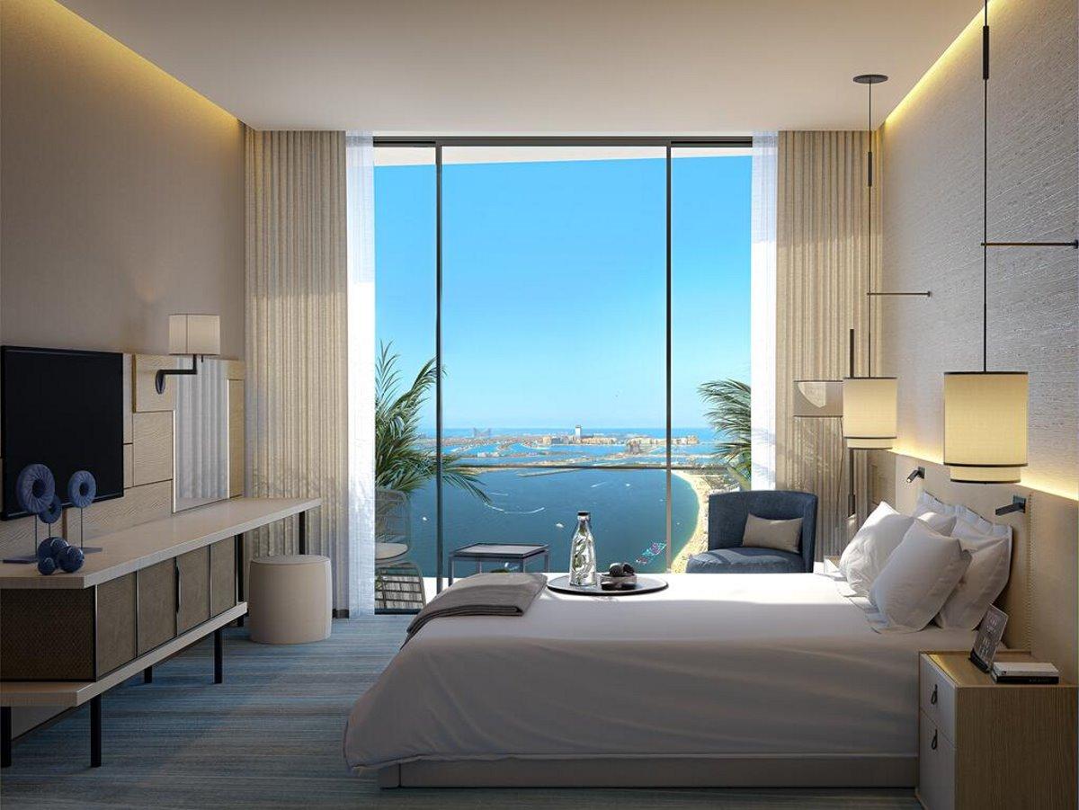Address Hotel Ντουμπάι με minimal δωμάτια