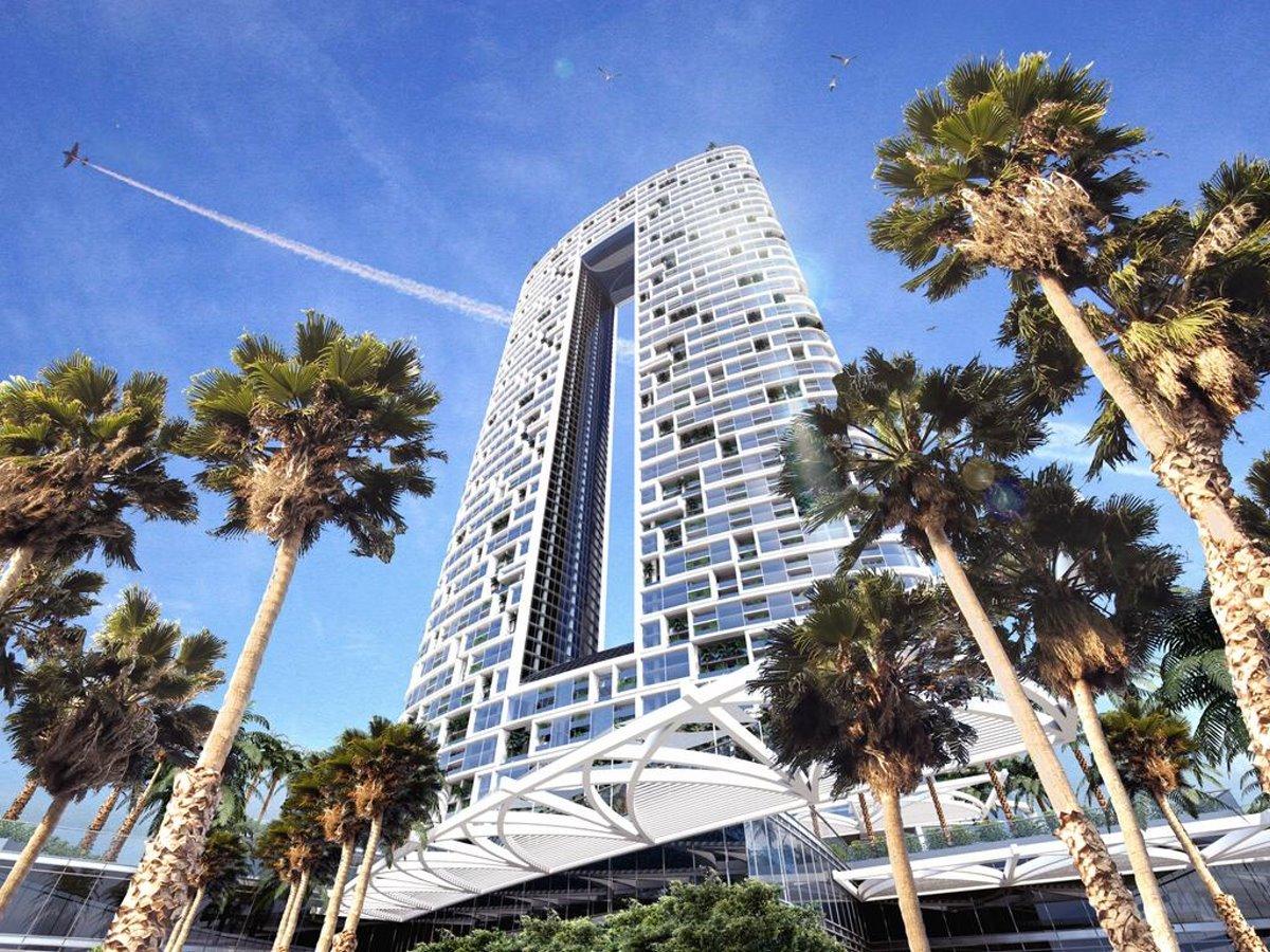 Address Hotel Ντουμπάι πανοραμική κοντινό στο ξενοδοχείο