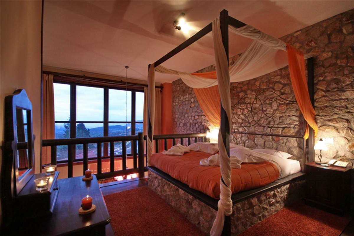 Aesko resort, suite