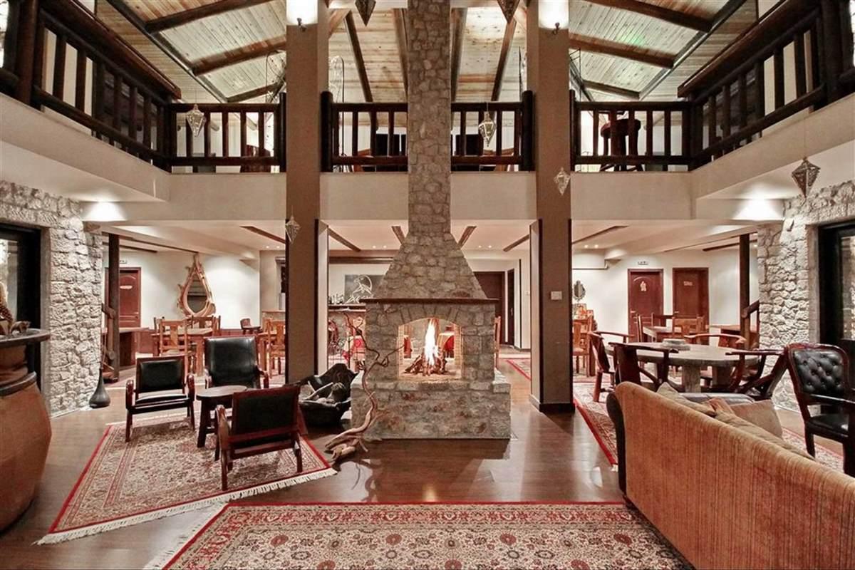 Aesko resort, lounge
