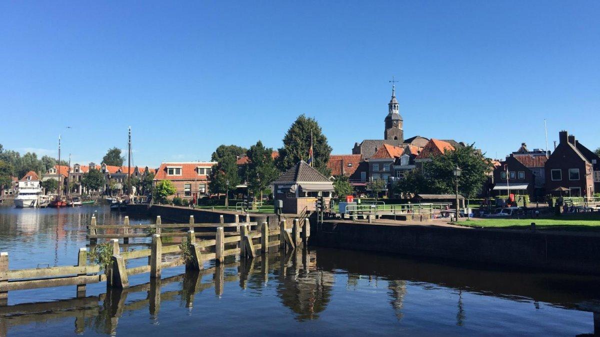 άγνωστα χωριά στην Ευρώπη ανάμεσά τους και το Blokzijl