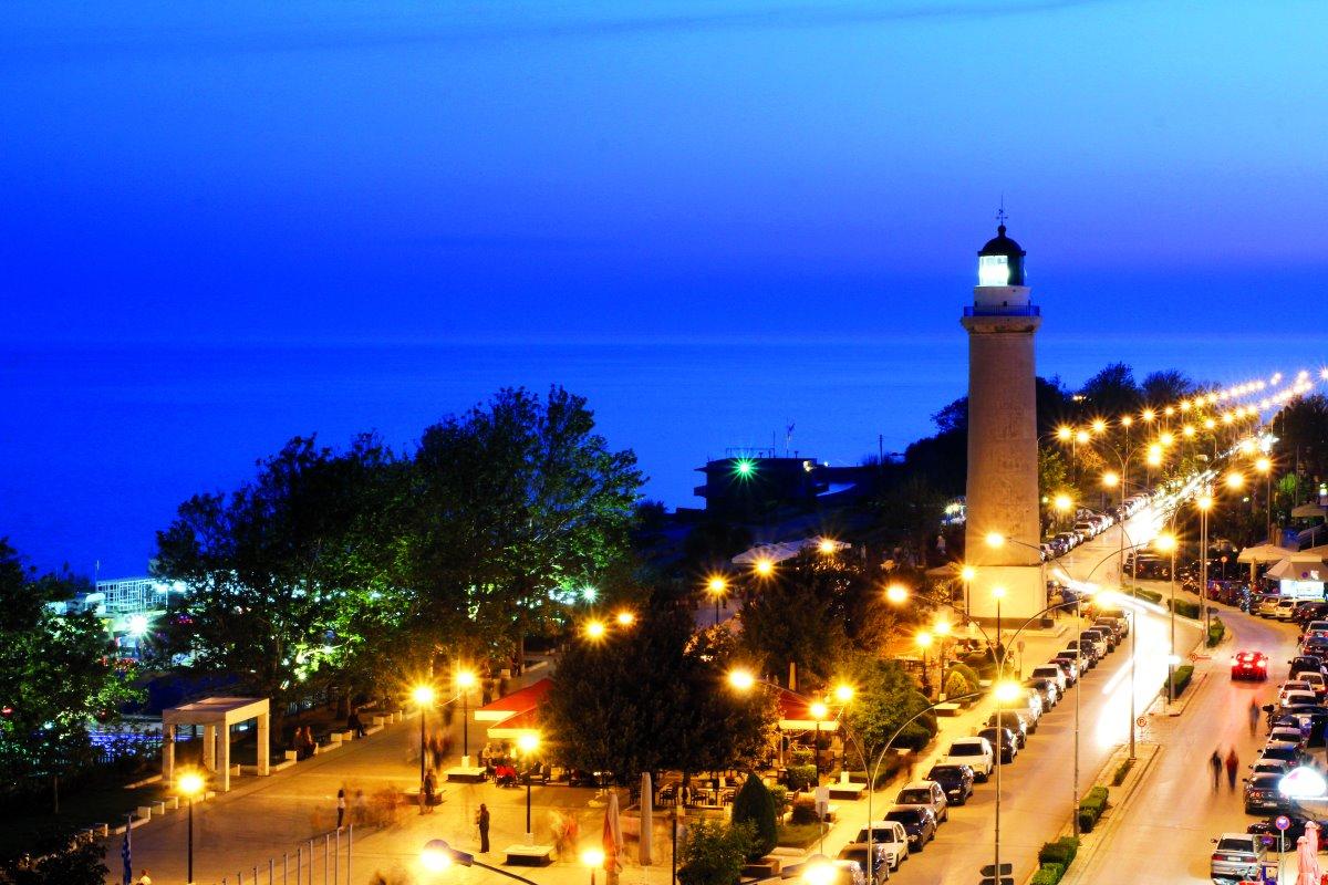 Αλεξανδρούπολη λιμάνι