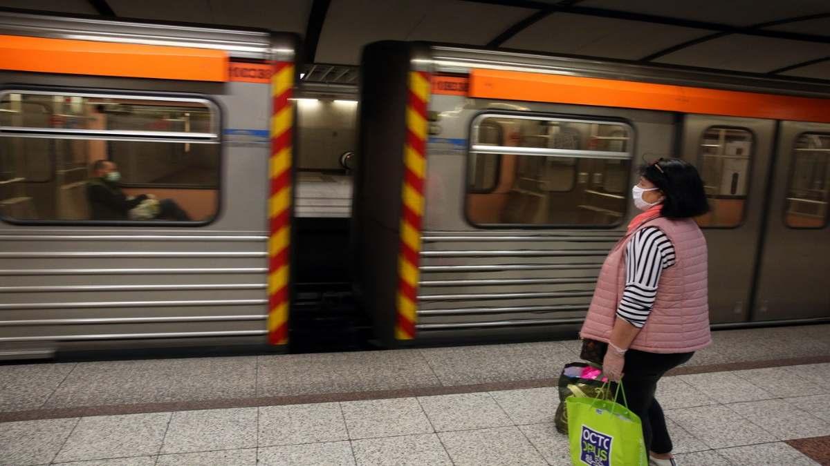 απεργία μετρό κλειστά την Πέμπτη
