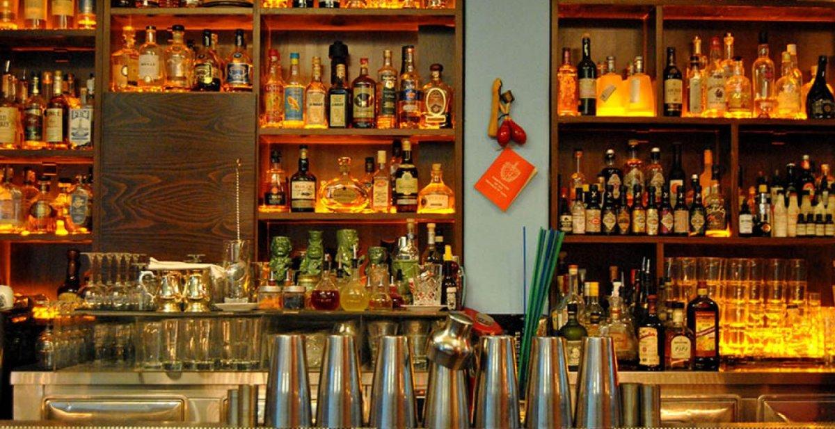 50 καλύτερα bars στον κόσμο και 2 ελληνικά το baba au ram