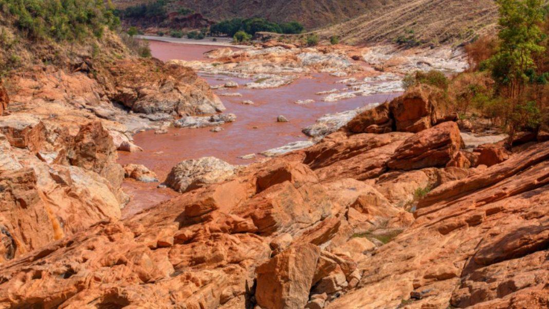Κόκκινο ποτάμι Μαδαγασκάρη