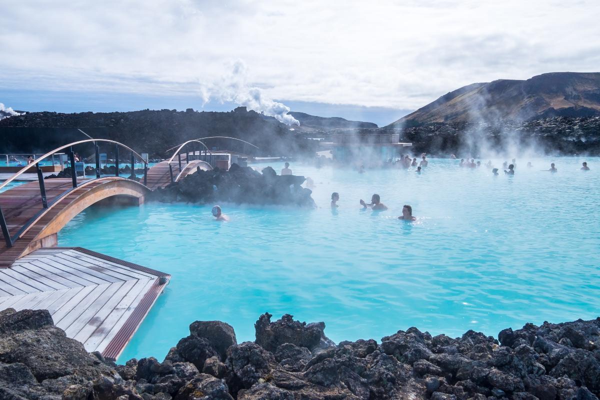 Blue Lagoon, Ισλανδία