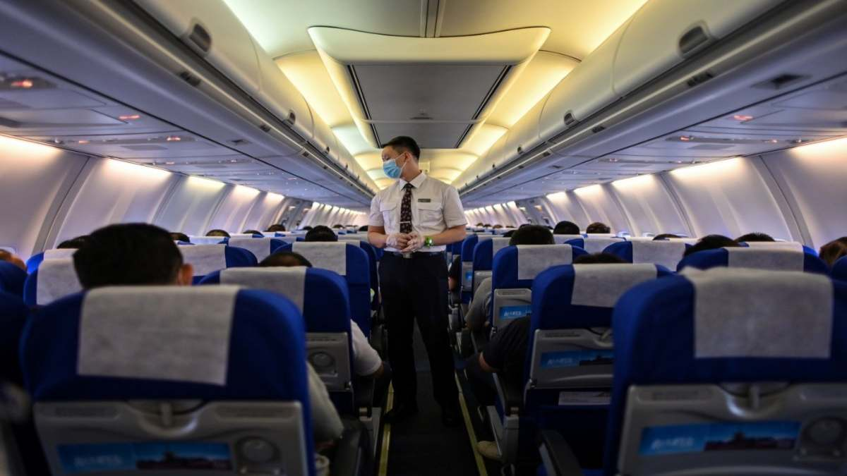 Κίνα απαγόρευση σε Βέλγους και Βρετανούς με αεροπλάνο πτήσεις