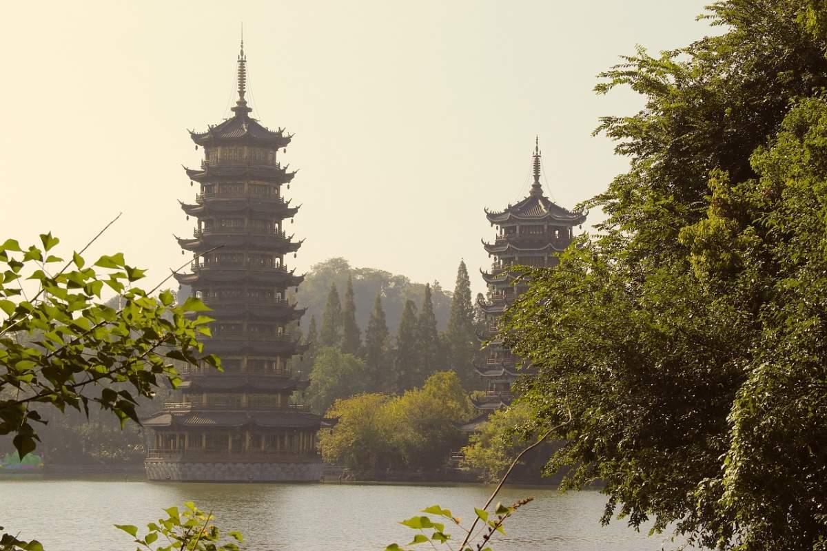 Πογάδα στο Γκουιλίν, Κίνα