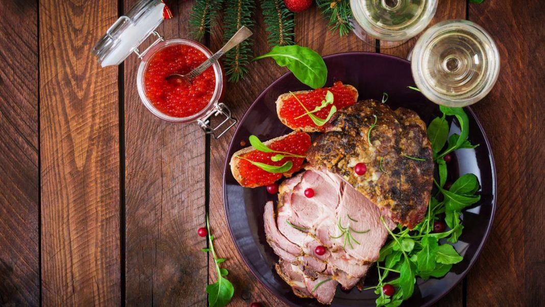 Χριστουγιεννιατικα πιατα από όλο τον κόσμο