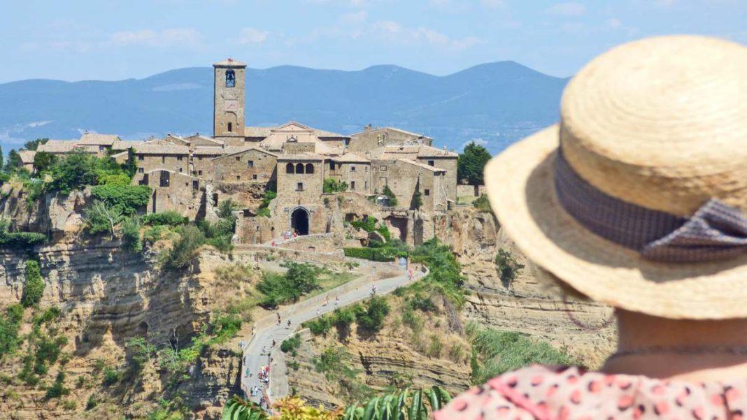 Civita di Bagnoregio χρεώνει είσοδο στην πόλη