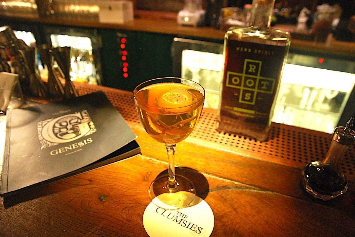 50 καλύτερα bars στον κόσμο και 2 ελληνικά το Clumsies στην 3η θέση με υπέροχα ποτά